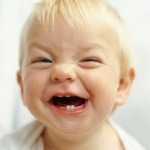 Baby laughing1