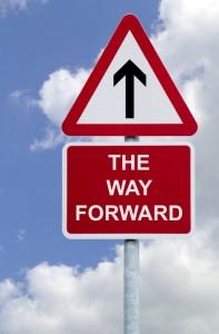 way-forward-sign