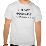 Arrogant shirt1